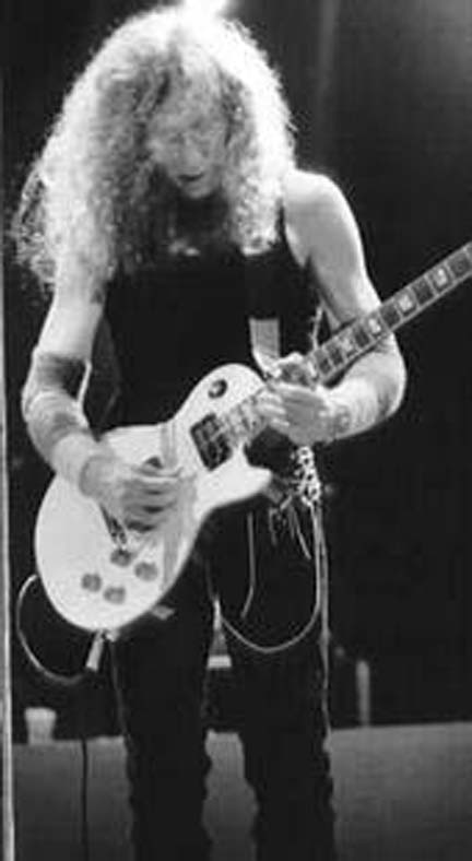 Waddy Wachtel 1980's