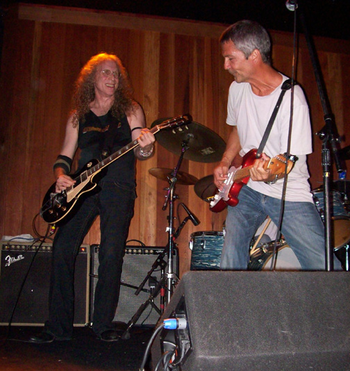 Waddy Wachtel, Billy Squier