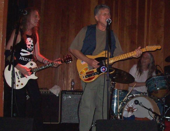 Waddy Wachtel, Johnny Rivers, Phil Jones