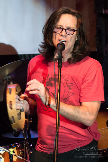 John Cowsill (photo by Robert Bruns)