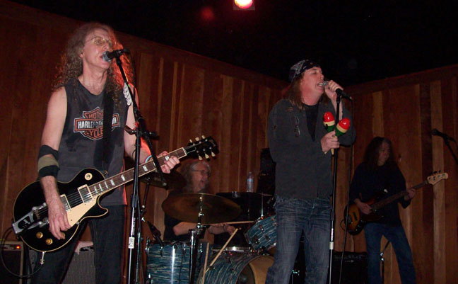 Waddy Wachtel, Phil Jones, Jamie Savko, Rick Rosas