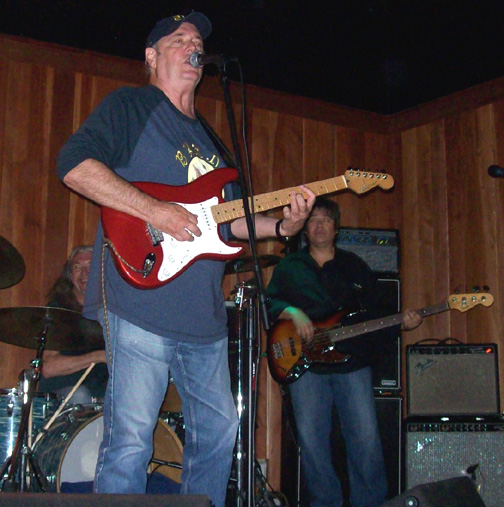 Phil Jones, Keith Allison, Al Ortiz 9/8/08