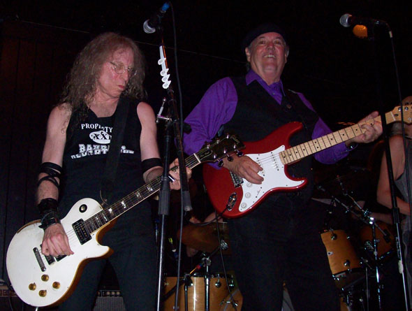 Waddy Wachtel, Keith Allison