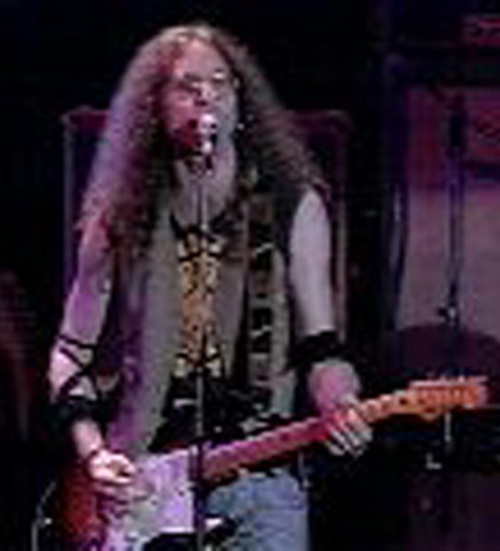 Waddy Wachtel with the X-pensive Winos 1992