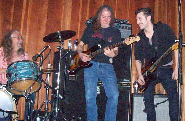 Phil Jones, Rick Rosas, Robert Davis