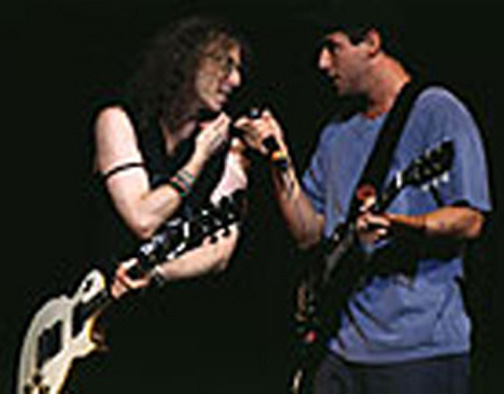 Waddy Wachtel, Adam Sandler 1996 What the Hell Happened To Me? Tour