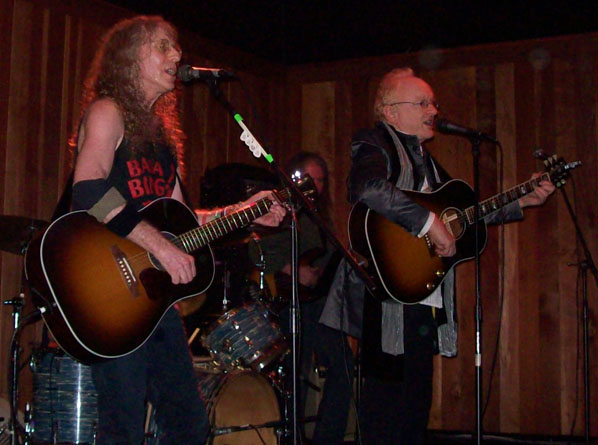 Waddy Wachtel, Peter Asher  2/8/10