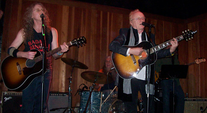 Waddy Wachtel, Phil Jones, Peter Asher