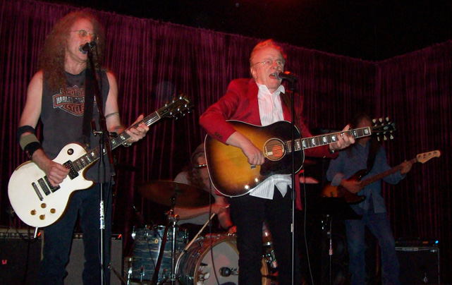 Waddy Wachtel, Phil Jones, Peter Asher, Rick Rosas