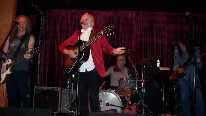 Waddy Wachtel, Peter Asher, Phil Jones, Rick Rosas  7/19/10