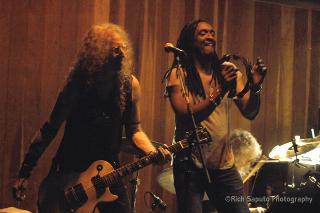 Waddy Wachtel, Bernard Fowler, Phil Jones