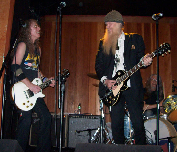 Waddy Wachtel, Billy Gibbons  2/9/09