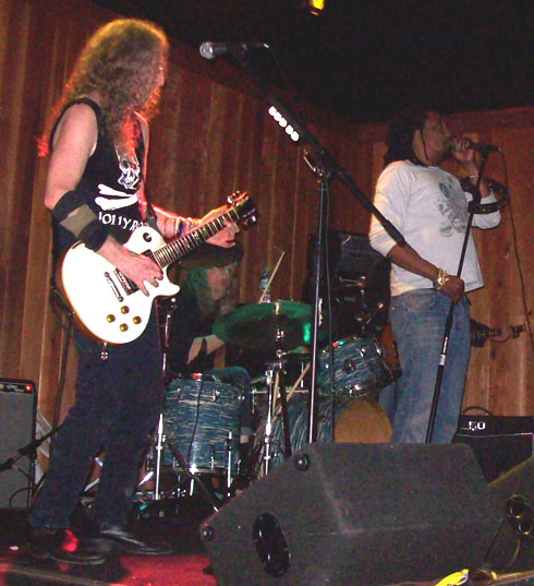 Waddy Wachtel, Phil Jones, Bernard Fowler