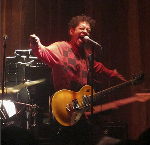 Blondie Chaplin (photo by Emily Aguilar)