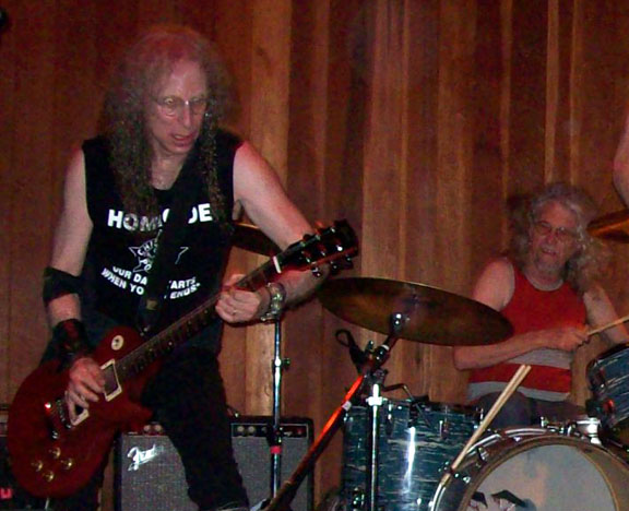 Waddy Wachtel, Phil Jones