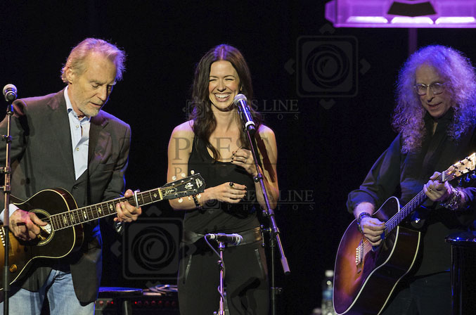 J. D. Souther, Joy Williams, Waddy Wachtel (photo by Paul A. Herbert)