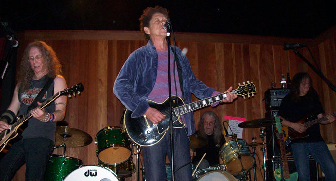 Waddy Wachtel, Blondie Chaplin, Phil Jones, Rick Rosas