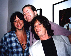 Richie Sambora, Ron Wikso, Brett Tuggle - 1998