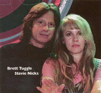 Brett Tuggle, Stevie Nicks 1998