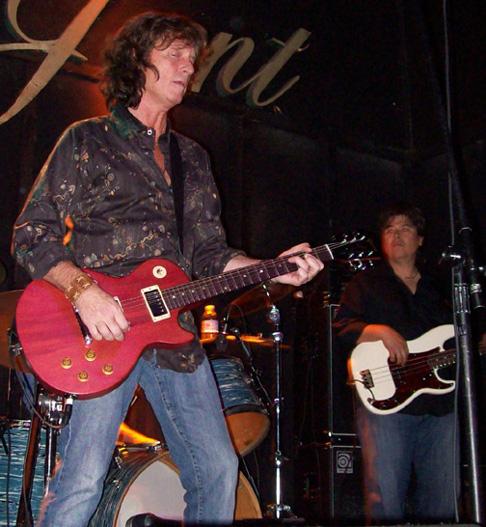 Brett Tuggle, Al Ortiz 11/12/07