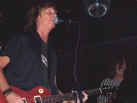 Brett Tuggle, Johnny Cowsill