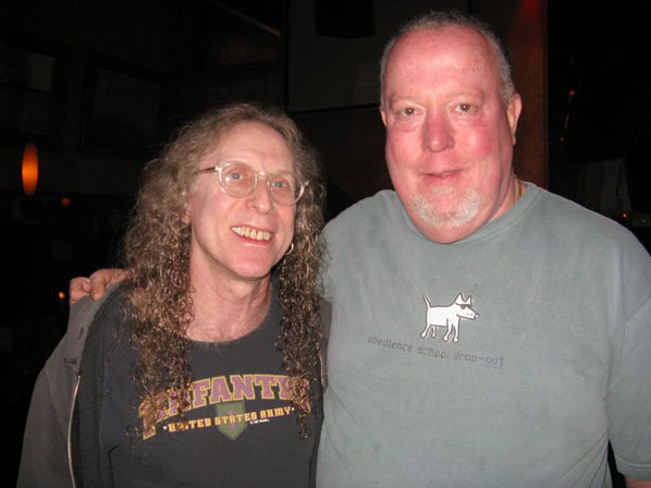 Waddy Wachtel and Jack Brennan - at The Joint 11/22/10