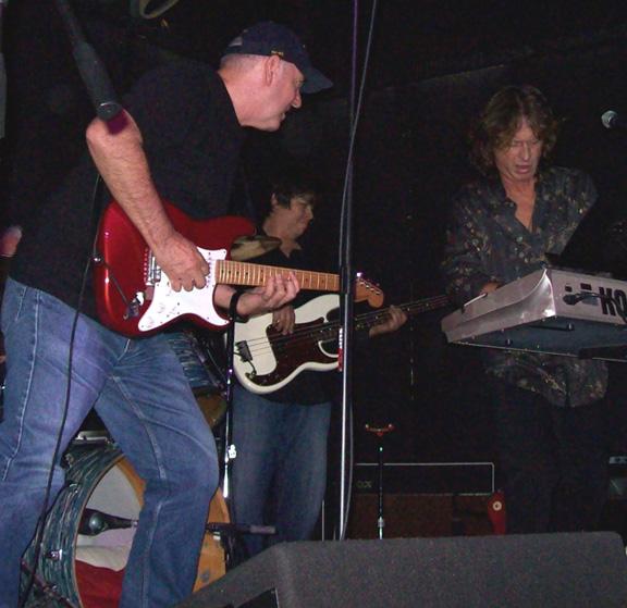 Keith Allison, Al Ortiz, Brett Tuggle