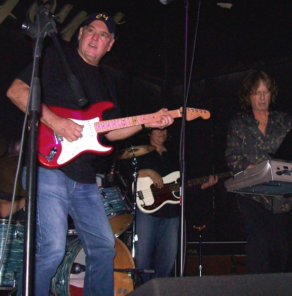 Keith Allison, Al Ortiz, Brett Tuggle 10/29/07