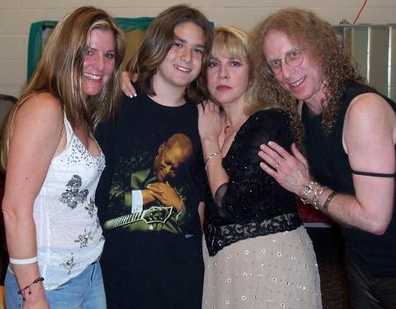 Karen, Dan, Stevie, Waddy