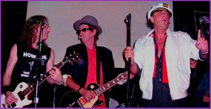 Waddy Wachtel, Keith Richards, Terry Reid 5/3/04