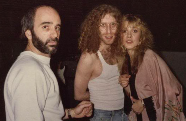 Roy Bittan, Waddy Wachtel, Stevie Nicks