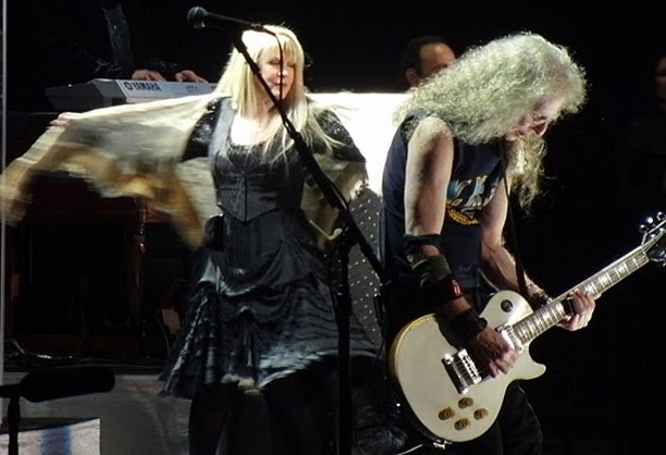Madison Square Garden 3/26/11 (Photo by Anna)