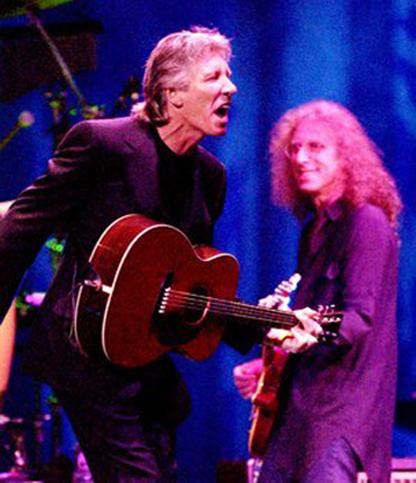 Roger Waters, Waddy Wachtel
