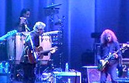 Steve Jordan, Roger Waters, Waddy Wachtel
