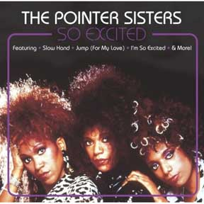 pointer sisters so excited 1982