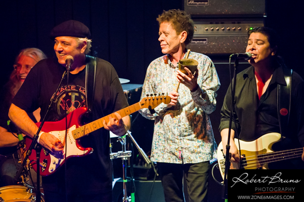 Phil Jones, Keith Allison, Blondie Chaplin, Al Ortiz