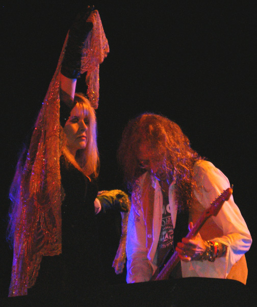 Waddy Wachtel, Stevie Nicks -