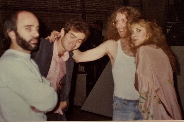 Roy Bittan, Benmont Tench, Waddy Wachtel, Stevie Nicks