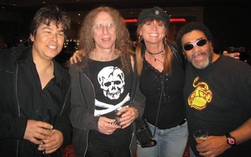 Al, Waddy, Mushkat, Lenny