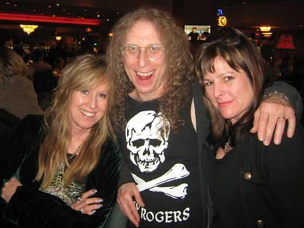 Shari, Waddy, Karen