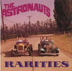 The Astronauts 'Rarities' 1991