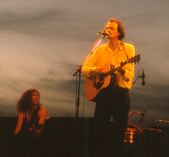 Waddy Wachtel, James Taylor 1981 Dad Loves His Work Tour