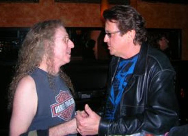 Waddy Wachtel, Ricky Peterson 2010