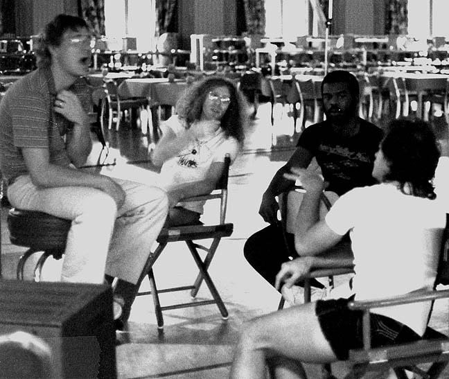 Joe Walsh, Waddy Wachtel, George Perry, Joe Vitale 1983 Recording