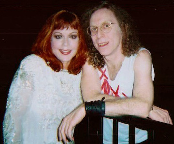Laura and Waddy