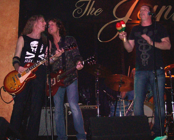Waddy Wachtel, Brett Tuggle, Phil Jones, Jamie Savko