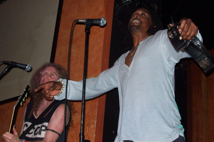 Waddy Wachtel, Bernard Fowler