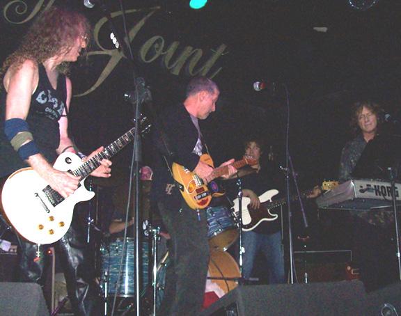 Waddy Wachtel, Phil Jones, Johnny Rivers, Al Ortiz, Brett Tuggle 10/29/07
