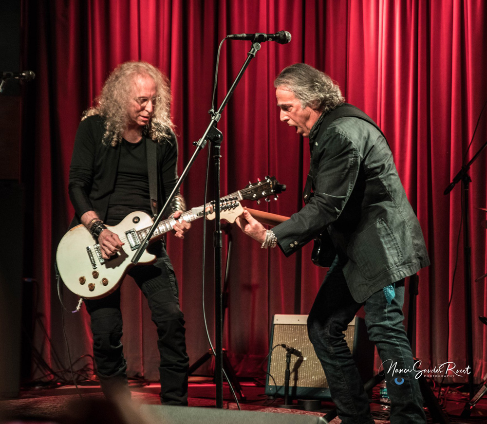 Waddy Wachtel, Danny Kortchmar - at the Grammy Museum