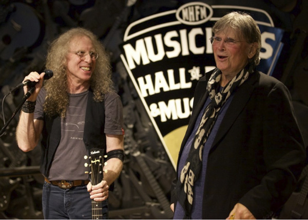 Waddy Wachtel, Don Everly